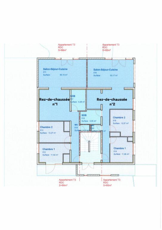Appartement à louer 3 80m2 à Cucq vignette-7