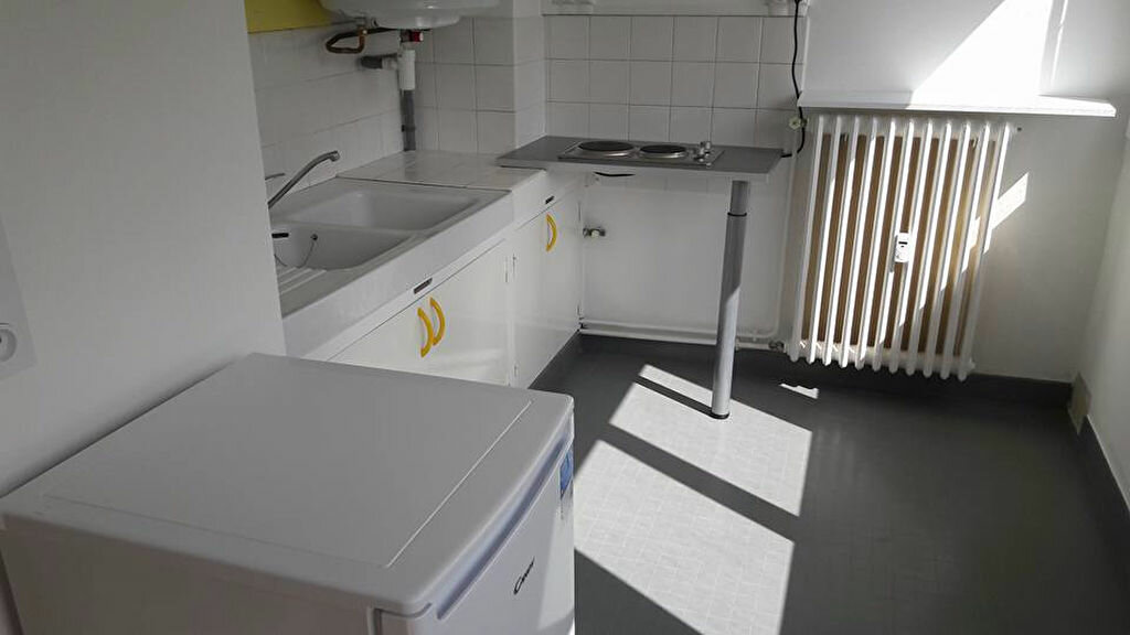Appartement à louer 1 35m2 à Mazamet vignette-2