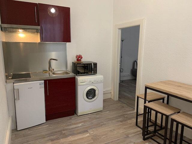 Appartement à louer 2 35m2 à Mazamet vignette-1