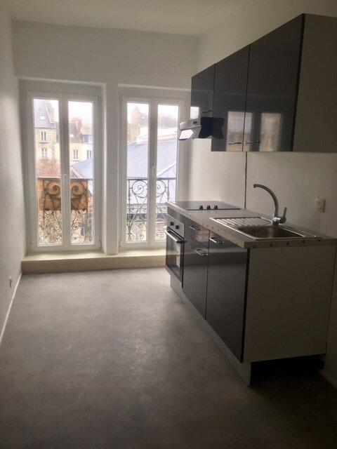 Appartement à louer 2 37.5m2 à Cherbourg-Octeville vignette-1