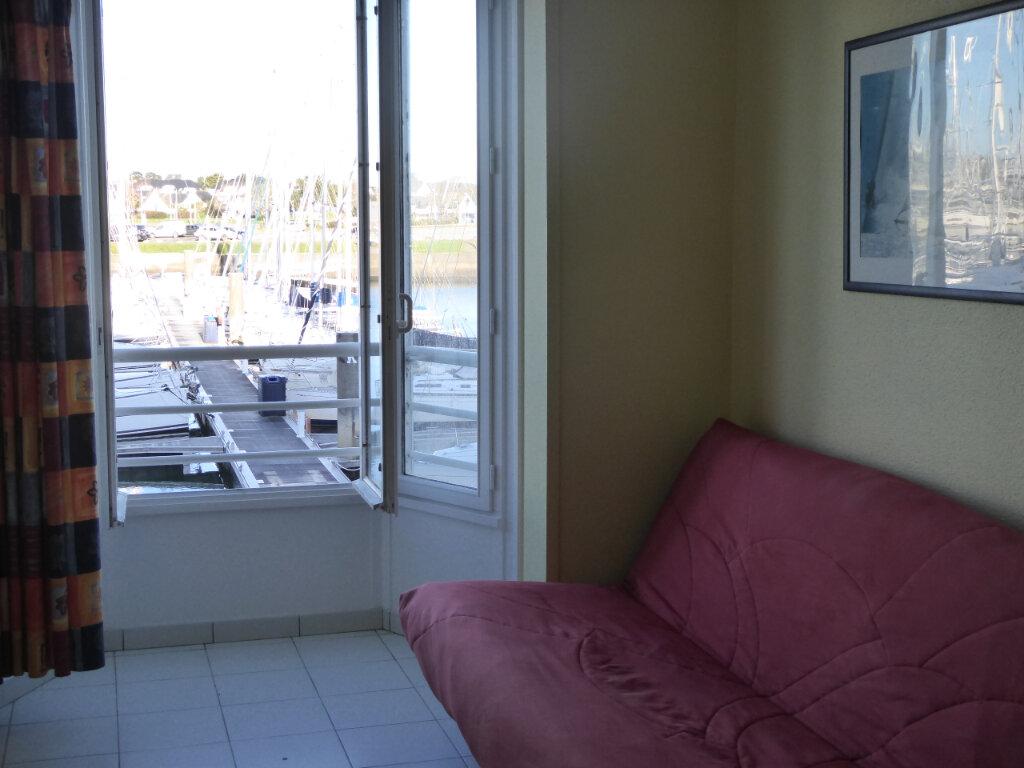Appartement à louer 1 20.75m2 à Arzon vignette-1