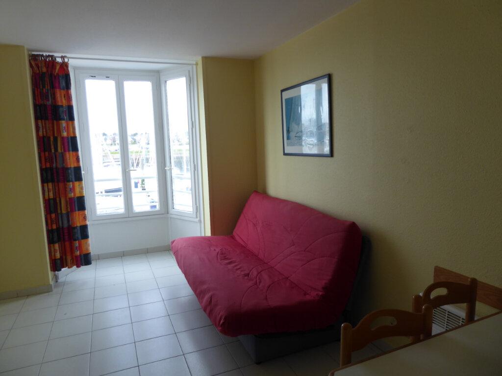 Appartement à louer 1 20.75m2 à Arzon vignette-2