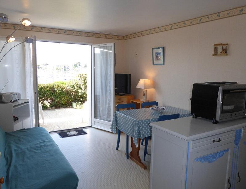 Appartement à vendre 2 26.26m2 à Arzon vignette-2