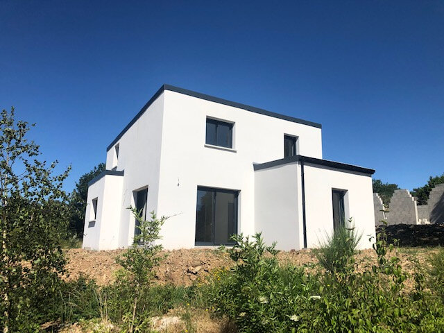 Maison à vendre 5 97m2 à La Chapelle-Gaceline vignette-1