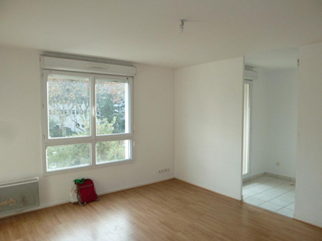 Appartement à louer 2 39.05m2 à Saint-Denis vignette-2