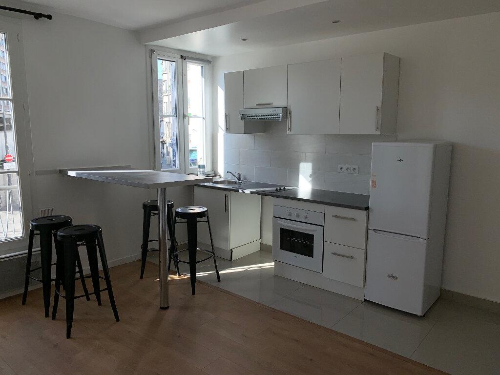 Appartement à louer 2 35.48m2 à Saint-Ouen vignette-2