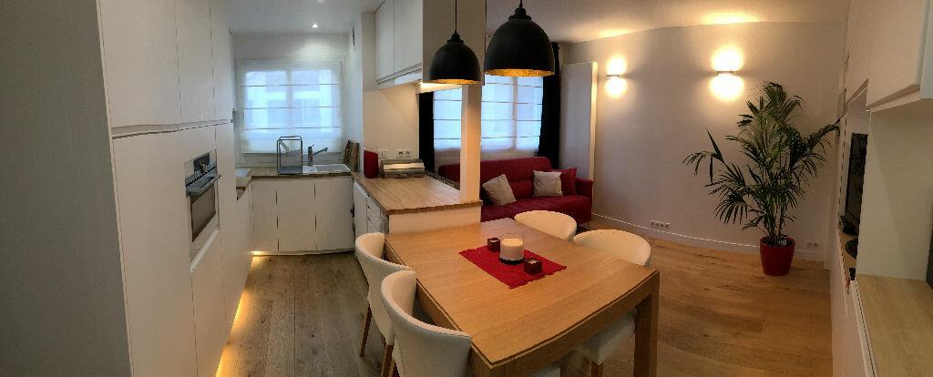 Appartement à louer 2 36.57m2 à Boulogne-Billancourt vignette-1