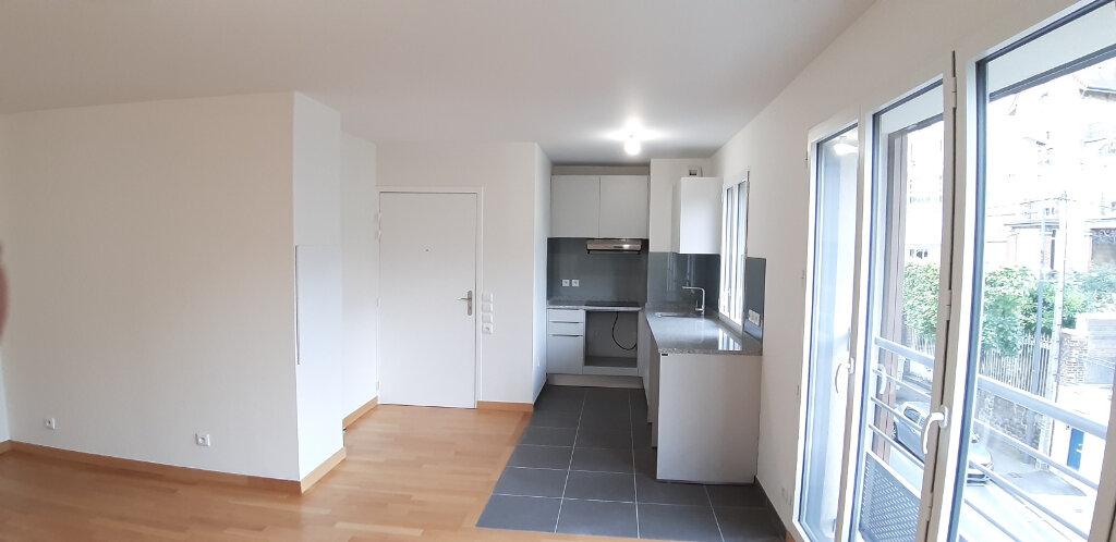 Appartement à louer 2 50.4m2 à Issy-les-Moulineaux vignette-2