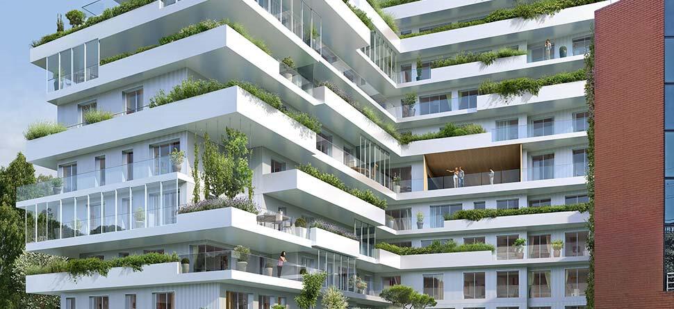 Appartement à louer 1 28.8m2 à Issy-les-Moulineaux vignette-1