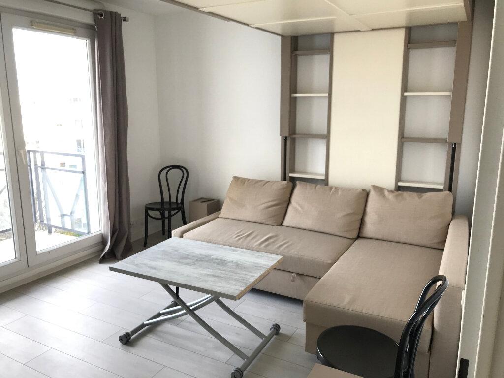 Appartement à louer 1 27m2 à Châtillon vignette-5