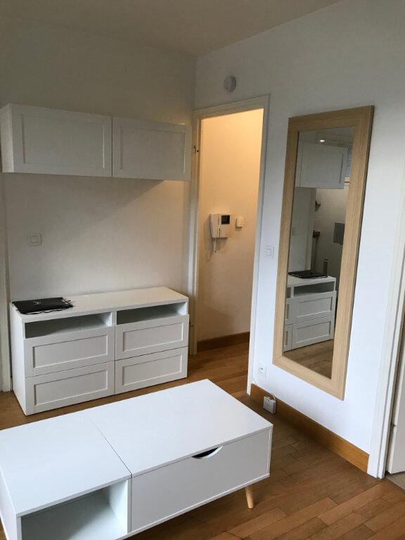 Appartement à louer 1 21.4m2 à Châtillon vignette-2