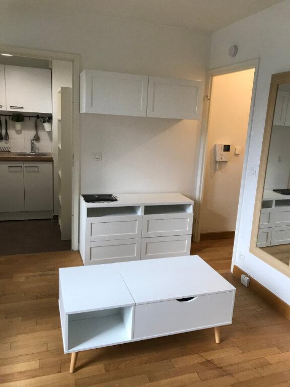 Appartement à louer 1 21.4m2 à Châtillon vignette-4