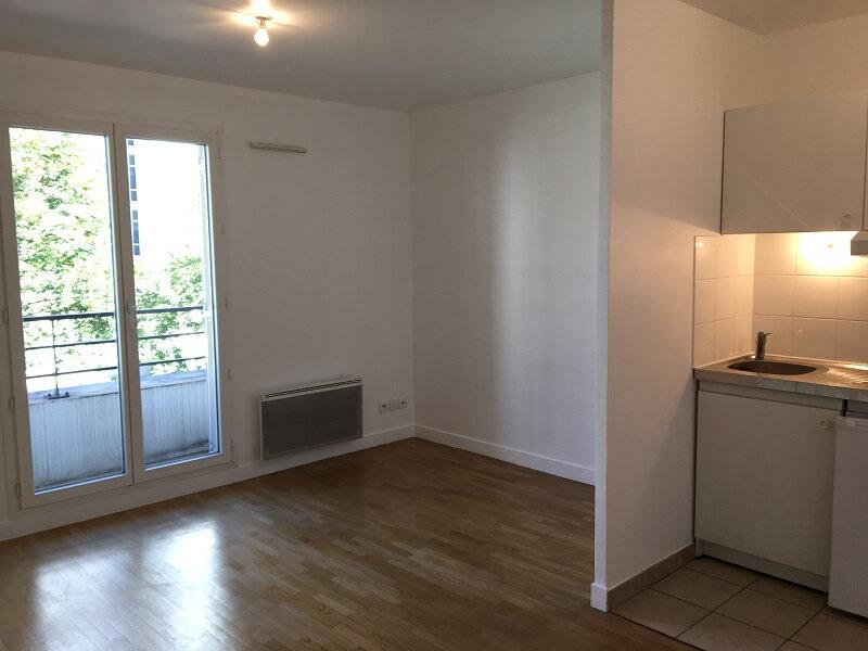 Appartement à louer 1 24m2 à Châtillon vignette-3