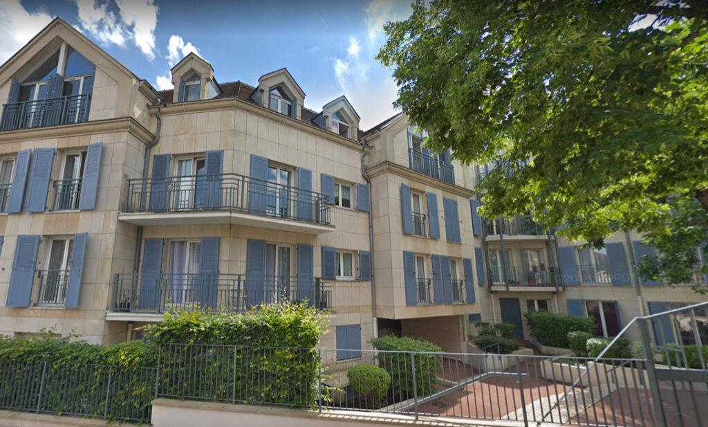 Appartement à vendre 2 49.14m2 à Antony vignette-1