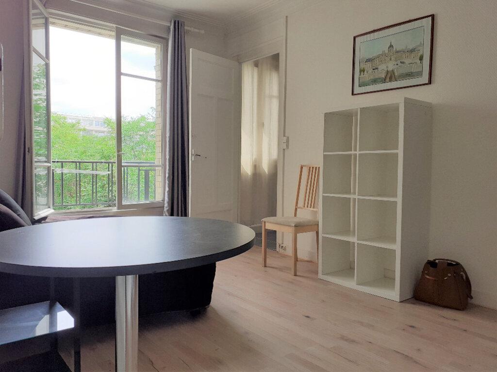 Appartement à louer 1 24.59m2 à Paris 15 vignette-6