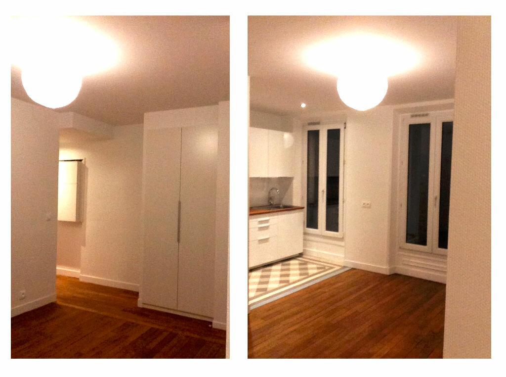Appartement à louer 2 29.8m2 à La Varenne - Saint-Maur-des-Fossés vignette-1