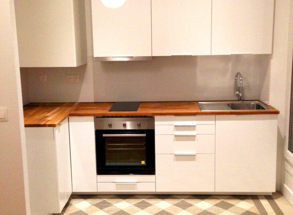 Appartement à louer 2 29.8m2 à La Varenne - Saint-Maur-des-Fossés vignette-3
