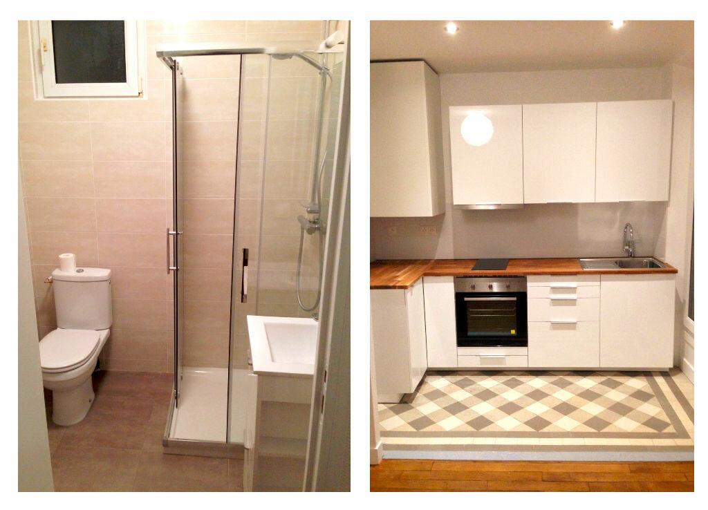 Appartement à louer 2 29.8m2 à La Varenne - Saint-Maur-des-Fossés vignette-6