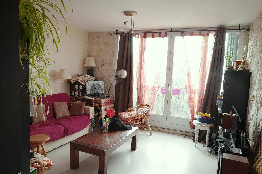 Appartement à vendre 3 58.84m2 à Le Plessis-Trévise vignette-1