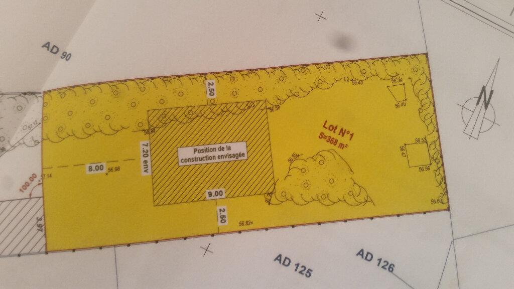 Terrain à vendre 0 368m2 à Créteil vignette-1