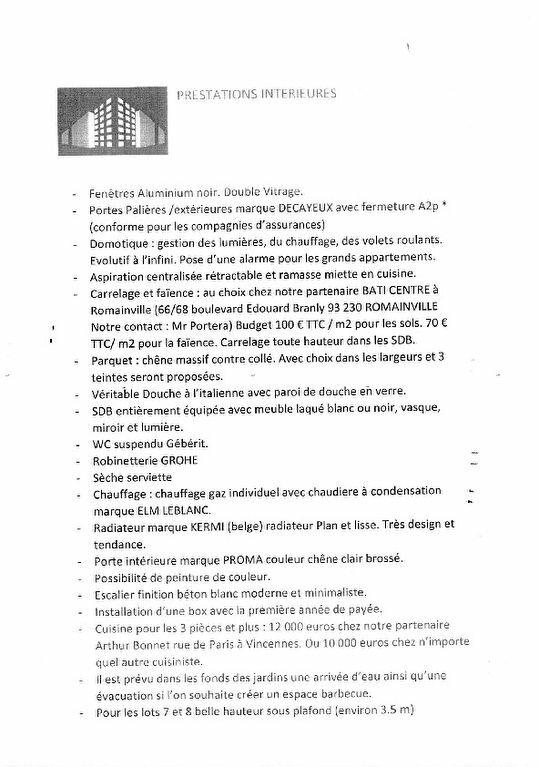 Appartement à vendre 3 86m2 à Saint-Maur-des-Fossés vignette-5