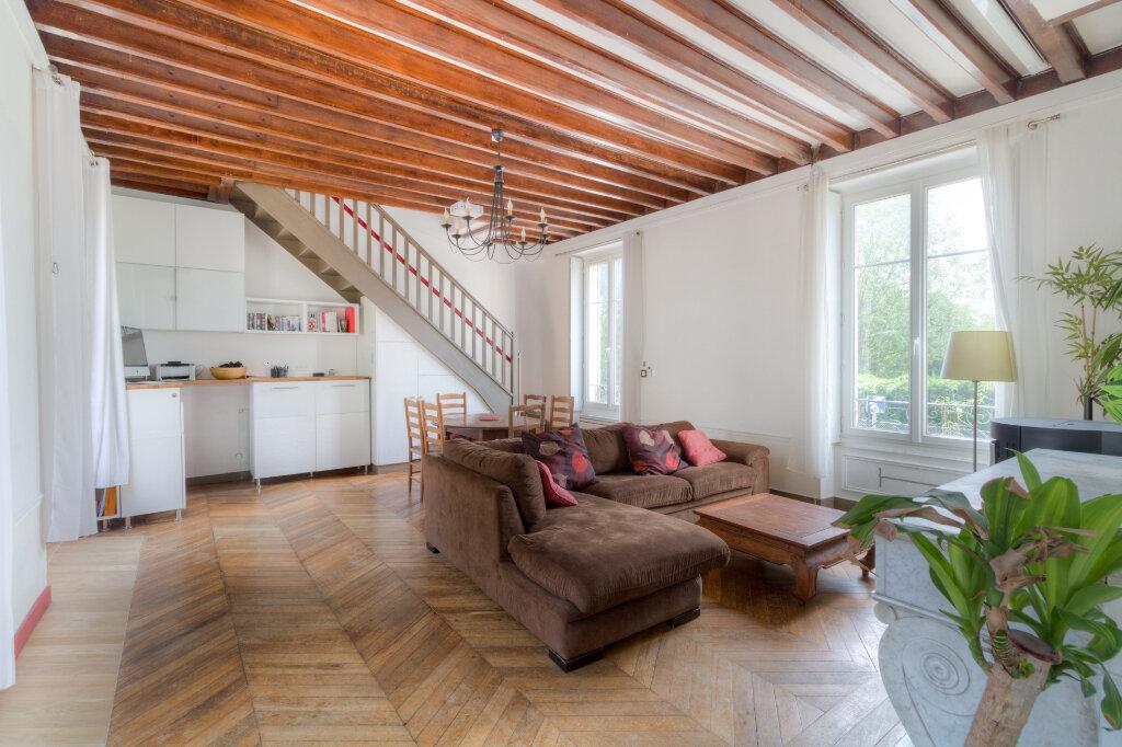 Maison à louer 5 137.37m2 à Bazemont vignette-2