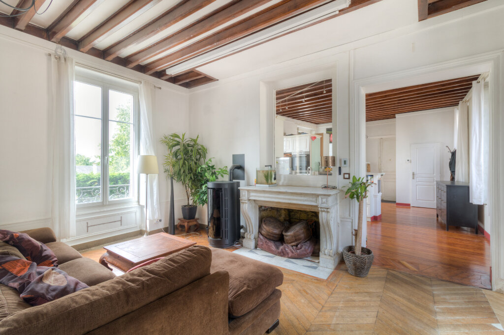 Maison à louer 5 137.37m2 à Bazemont vignette-6
