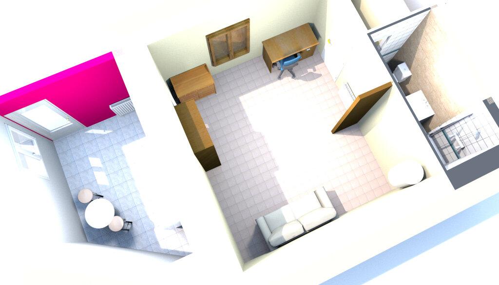 Appartement à louer 1 28.89m2 à Dammarie-les-Lys vignette-8