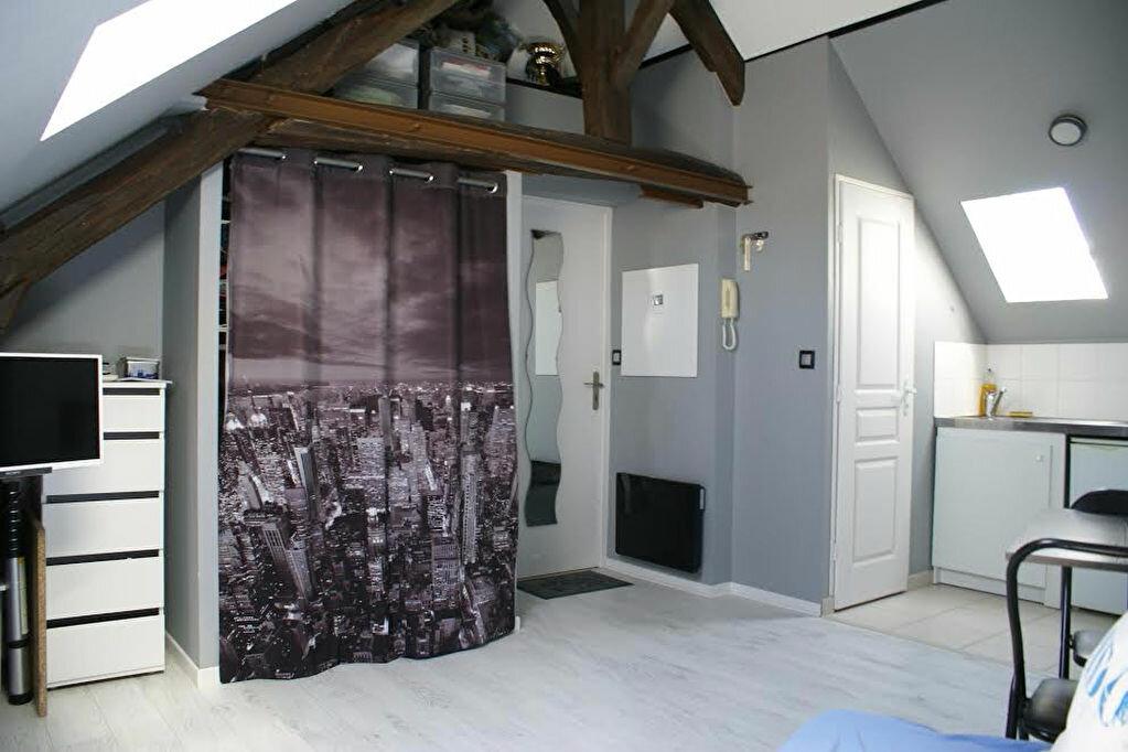 Appartement à louer 1 14.05m2 à Cély vignette-1