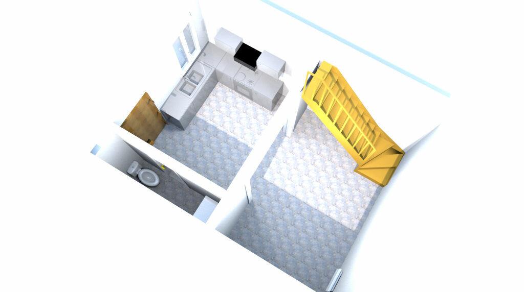 Appartement à louer 2 43.64m2 à Dammarie-les-Lys vignette-7
