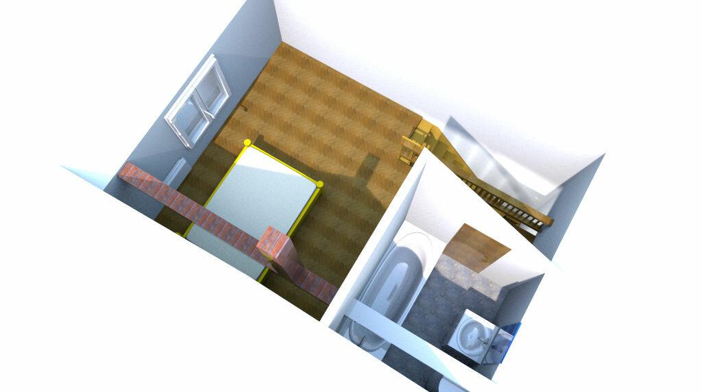 Appartement à louer 2 43.64m2 à Dammarie-les-Lys vignette-8