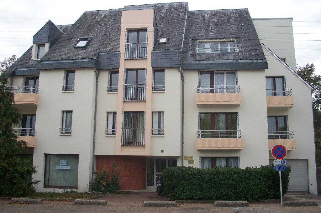 Appartement à louer 1 29.31m2 à Mer vignette-1