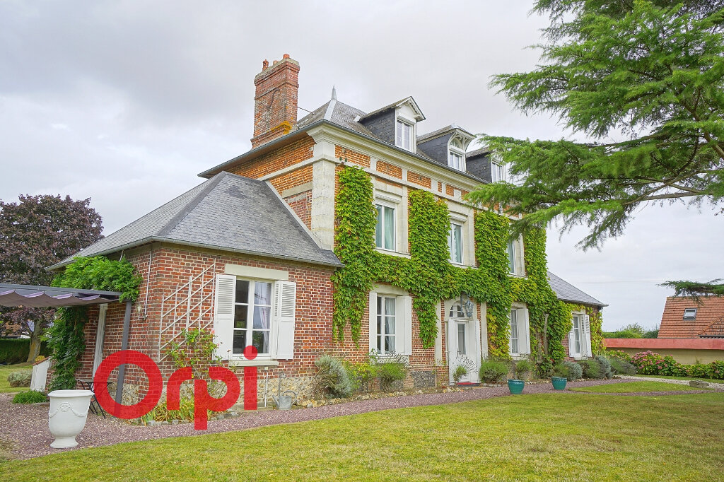 Maison à vendre 7 195m2 à Nassandres vignette-1