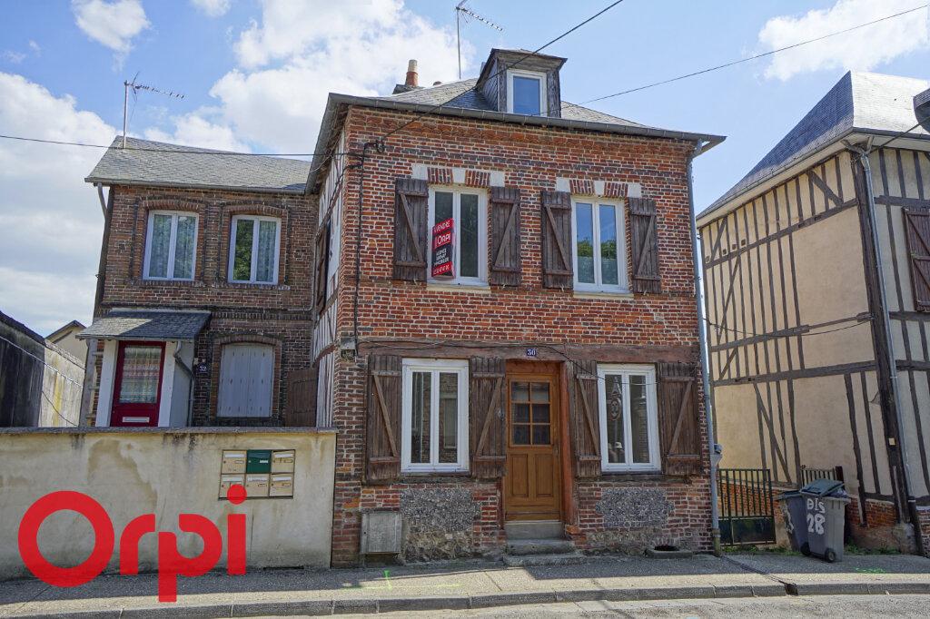 Maison à vendre 3 55m2 à Bernay vignette-1