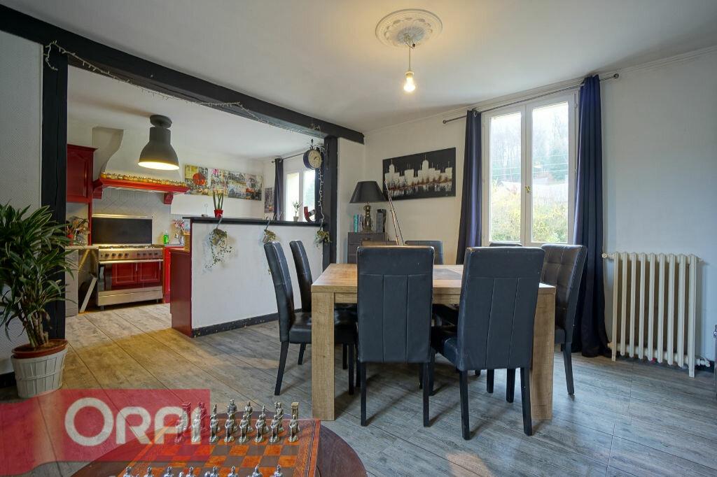 Maison à vendre 4 130m2 à Bernay vignette-5