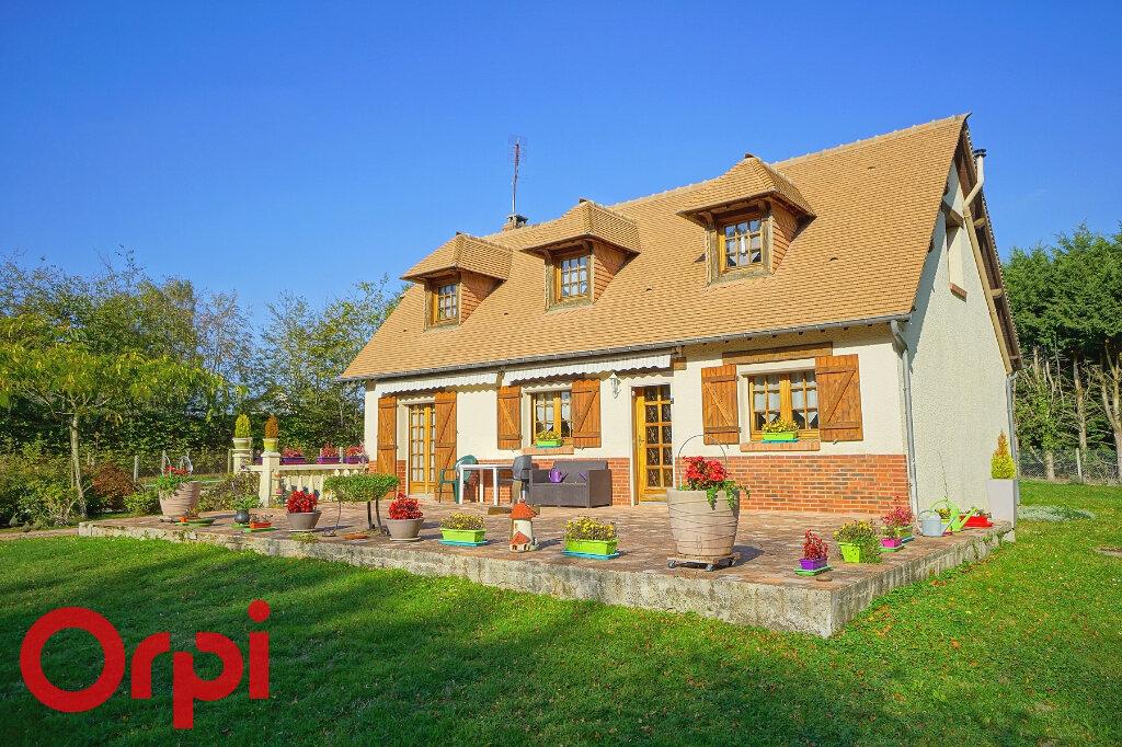 Maison à vendre 5 100m2 à Beaumont-le-Roger vignette-13