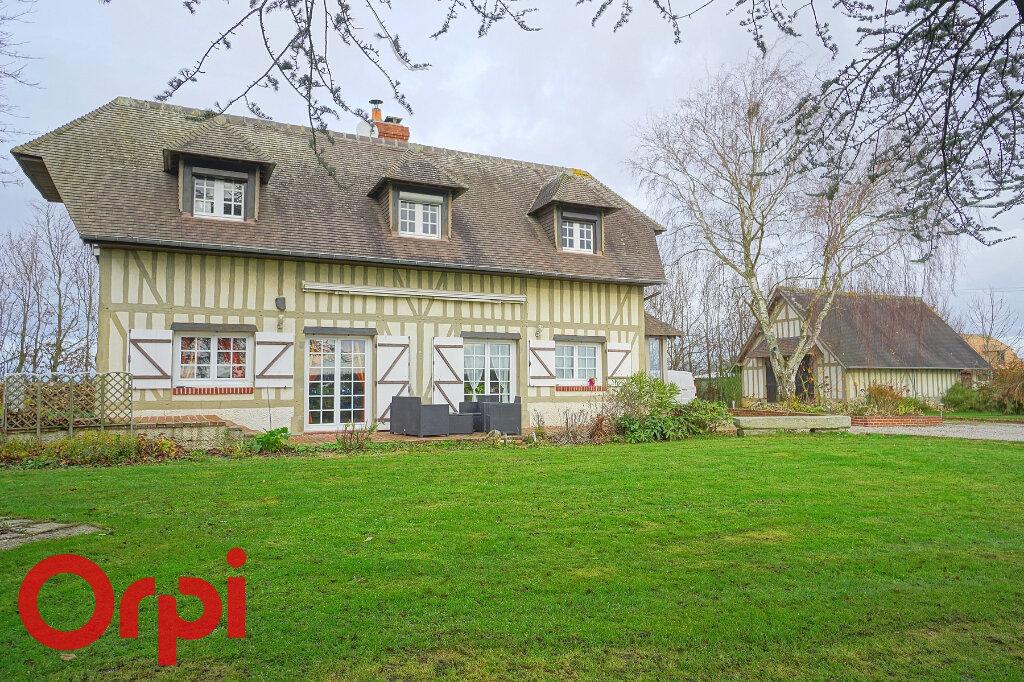 Maison à vendre 4 100m2 à Bernay vignette-1