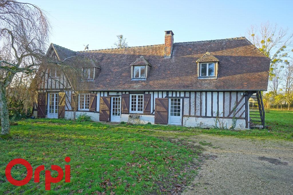 Maison à vendre 8 155m2 à Saint-Martin-du-Tilleul vignette-1