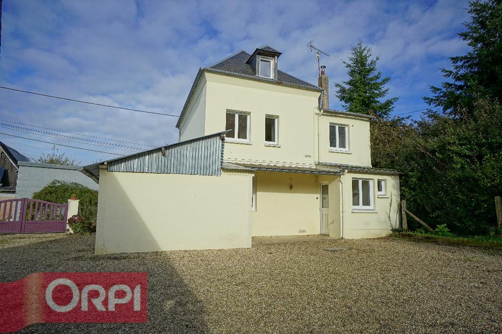 Maison à louer 5 113.88m2 à La Chapelle-Hareng vignette-17