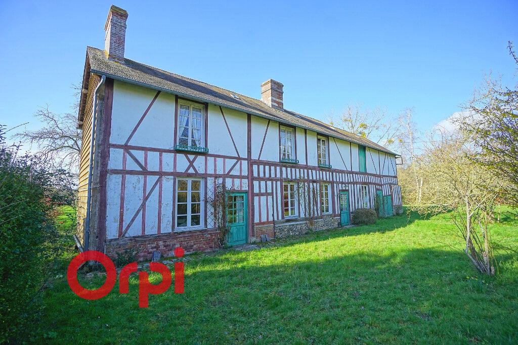 Maison à vendre 7 135m2 à Beaumesnil vignette-1