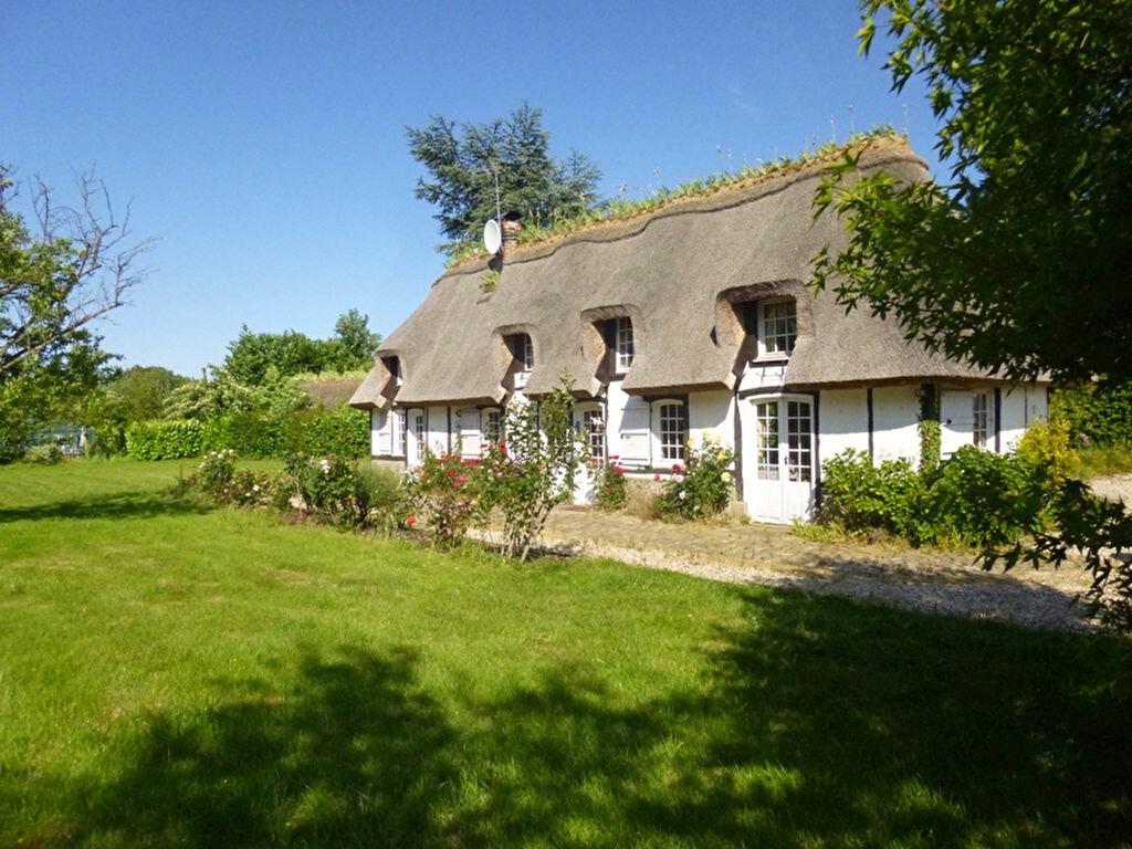 Maison à vendre 5 90m2 à Trouville-la-Haule vignette-1
