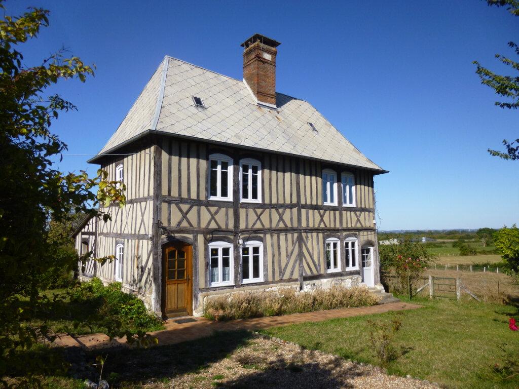 Maison à vendre 6 106m2 à Pont-Audemer vignette-1