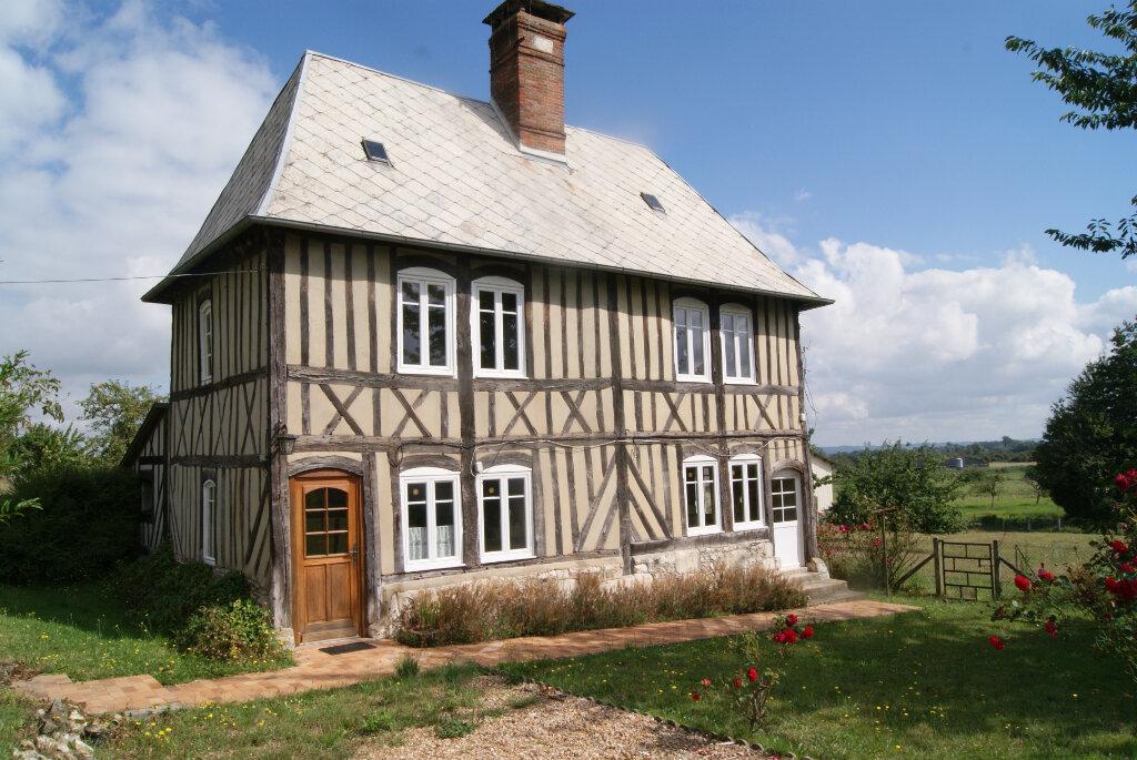 Maison à vendre 6 106m2 à Pont-Audemer vignette-2