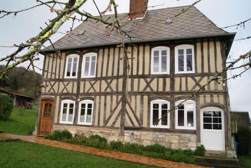 Maison à vendre 6 106m2 à Pont-Audemer vignette-4