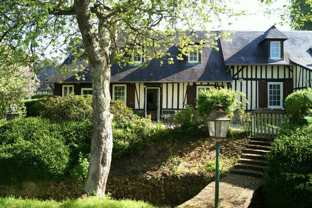 Maison à vendre 6 128m2 à Pont-Audemer vignette-1