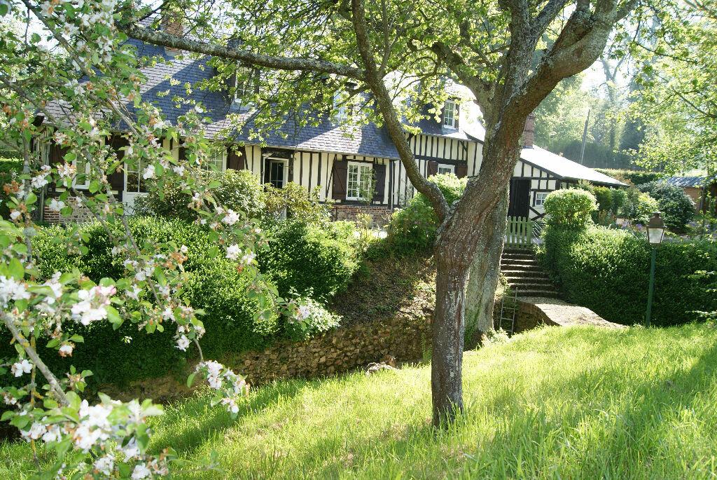 Maison à vendre 6 128m2 à Pont-Audemer vignette-2