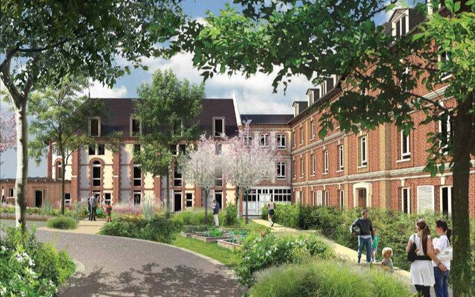 Appartement à vendre 4 73.2m2 à Saint-Germain-Village vignette-2