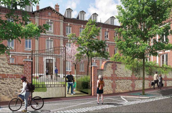 Appartement à vendre 2 44.5m2 à Saint-Germain-Village vignette-1