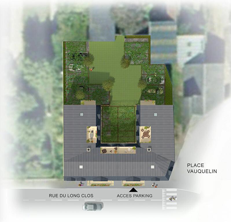 Appartement à vendre 2 53.57m2 à Pont-l'Évêque vignette-2