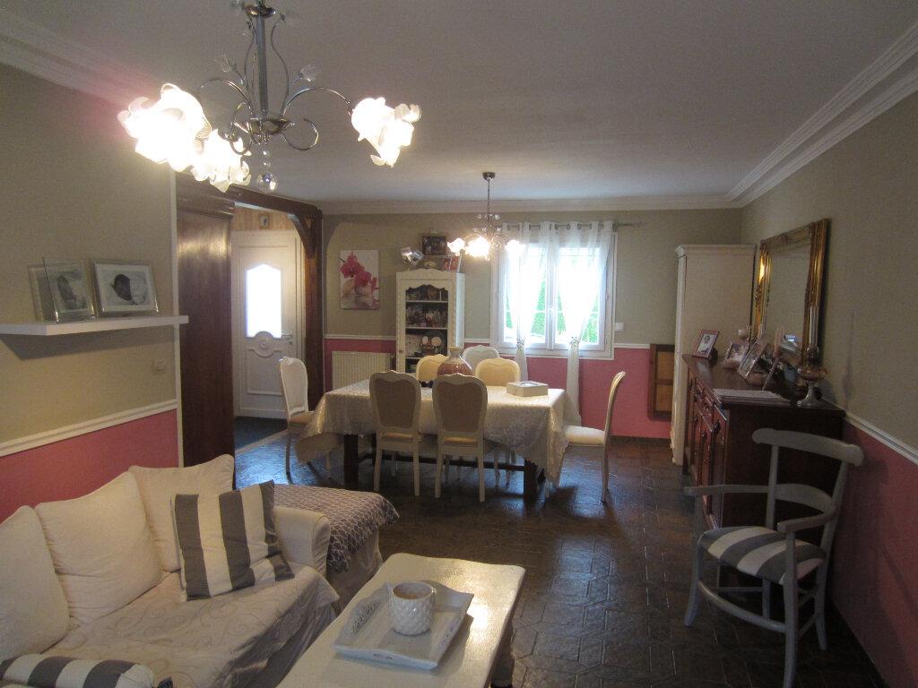 Maison à vendre 5 104.92m2 à Tourville-sur-Pont-Audemer vignette-1